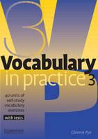 Vocabulary in Practice 3 (Paperback)