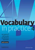 Vocabulary in Practice 4 (Paperback)