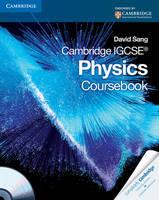 Cambridge IGCSE Physics Coursebook with CD-ROM - Cambridge International IGCSE