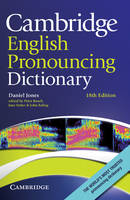Cambridge English Pronouncing Dictionary (Hardback)