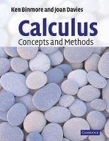 Calculus: Concepts and Methods (Paperback)