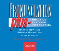 Pronunciation Plus Audio CDs: Practice through Interaction (CD-Audio)