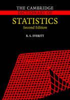 The Cambridge Dictionary of Statistics (Hardback)