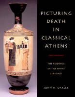 Picturing Death in Classical Athens: The Evidence of the White Lekythoi - Cambridge Studies in Classical Art and Iconography (Hardback)