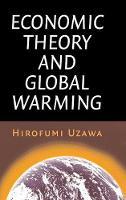 Economic Theory and Global Warming (Hardback)
