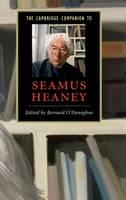 The Cambridge Companion to Seamus Heaney - Cambridge Companions to Literature (Hardback)