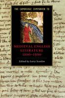 Cambridge Companions to Literature: The Cambridge Companion to Medieval English Literature 1100-1500 (Hardback)