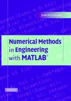 Numerical Methods in Engineering with MATLAB (Hardback)