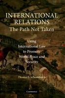 International Relations: The Path Not Taken (Hardback)