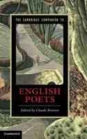 Cambridge Companions to Literature: The Cambridge Companion to English Poets (Hardback)