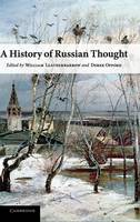 A History of Russian Thought (Hardback)