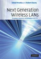 Next Generation Wireless LANs