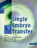 Single Embryo Transfer (Hardback)
