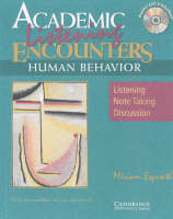 Academic Encounters: Human Behavior 2 Book Set (Student's Reading Book and Student's Listening Book with Audio CD)