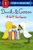 Duck and Goose, A Gift for Goose - Duck and Goose (Paperback)