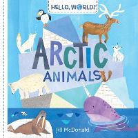 Hello, World! Arctic Animals (Board book)