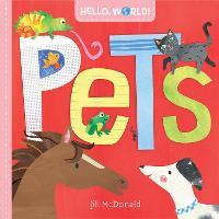 Hello, World! Pets (Board book)