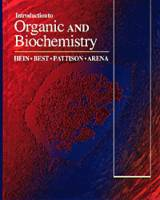 Introduction to Organic and Biochemistry (Hardback)