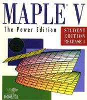 Solving Ordinary Differential Equations with Maple V (Paperback)