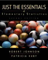 Just the Essentials of Elementary Statistics (Paperback)