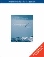 Oceanography: With Infotrac (Hardback)