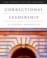 Correctional Leadership: A Cultural Perspective (Hardback)