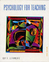 Psychology for Teaching - Education Series (Paperback)