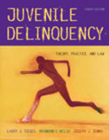 Juvenile Delinquency: Theory, Practice, and Law (Hardback)
