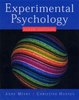 Experimental Psychology (Hardback)