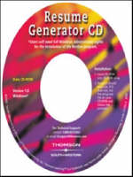 Resume Generator (CD-ROM)