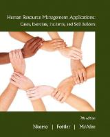 Human Resource Management Applications: Cases, Exercises, Incidents, and Skill Builders (Paperback)