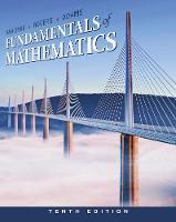 Fundamentals of Mathematics (Paperback)