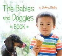 Babies and Doggies Book (Board book)
