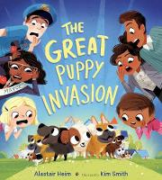 The Great Puppy Invasion (Hardback)