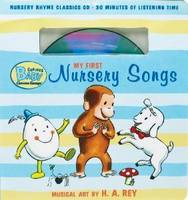 Curious Baby: My First Nursery Songs (Board book)