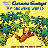 Curious Baby My Growing World (Board book)