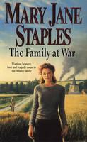 The Family At War: An Adams Family Saga Novel - The Adams Family (Paperback)
