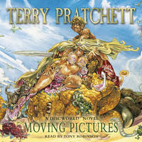 Moving Pictures: (Discworld Novel 10) - Discworld Novels (CD-Audio)
