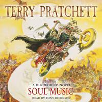 Soul Music: (Discworld Novel 16) - Discworld Novels (CD-Audio)