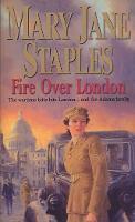 Fire Over London: A Novel of the Adams Family Saga - The Adams Family (Paperback)