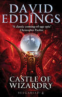Castle Of Wizardry: Book Four Of The Belgariad - The Belgariad (TW) (Paperback)