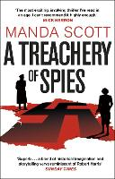 A Treachery of Spies (Paperback)