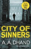 City of Sinners - D.I. Harry Virdee (Paperback)