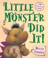 Little Monster Did It! (Paperback)