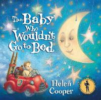 The Baby Who Wouldn't Go To Bed (Paperback)