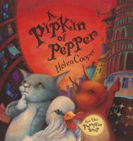 A Pipkin Of Pepper - Pumpkin Soup (Paperback)