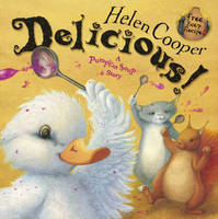 Delicious! - Pumpkin Soup (Paperback)