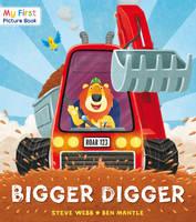 Bigger Digger (Paperback)