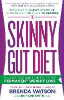 The Skinny Gut Diet (Paperback)
