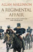 A Regimental Affair - Matthew Hervey (Paperback)